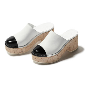 Casual word heavy-bottomed non-slip slippers