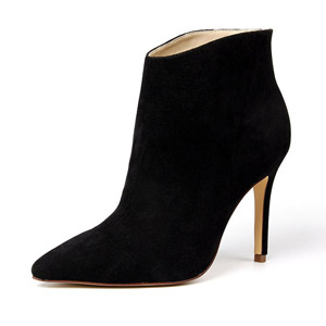 High-heeled women's boots Martin boots Shoes