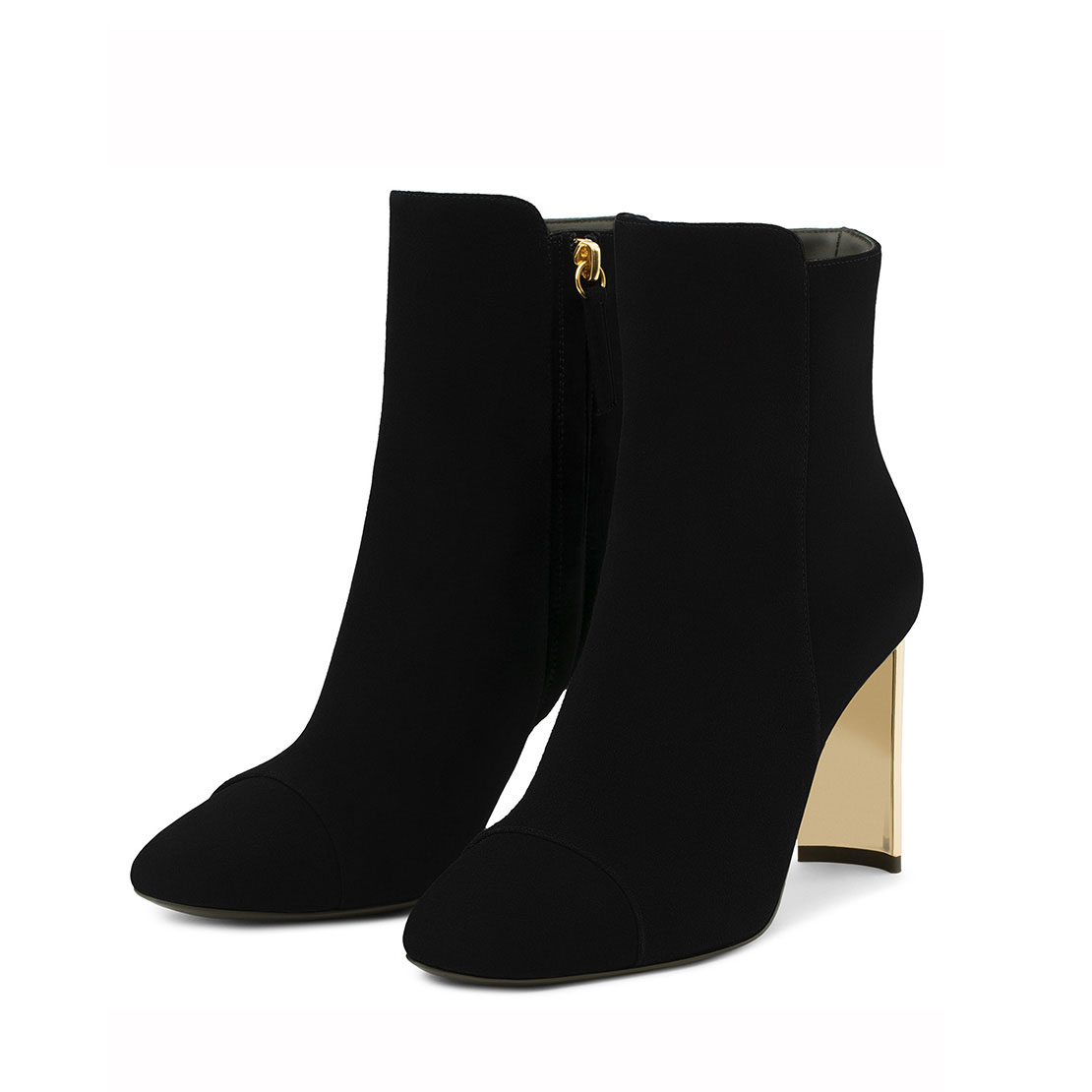 Classical design high heels women boots YB2079