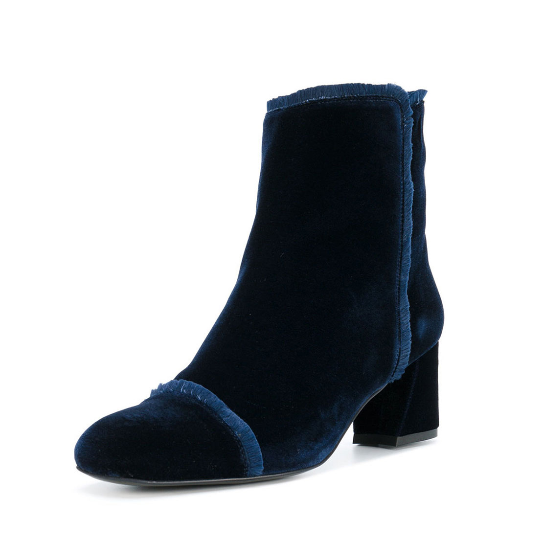 Latest suede leather ladies fashion ankle boots YB3029