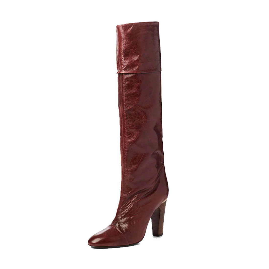 2017 Wholesale leather pointed toe women long boots thigh high boots YH1129