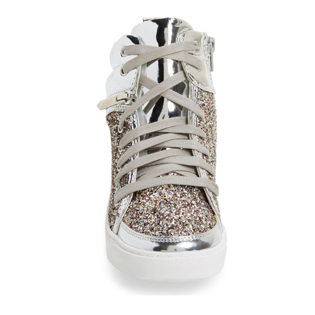 69204833ec fashion trends comfortable pink silver glitter wholesale china kid ...